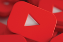 YouTube play button