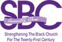 is a program designed to assist United Methodist churches with predominantly Black congregations become effective in mission and ministry. SBC21 logo courtesy of Discipleship Ministries.