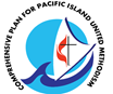 Logo for the Pacific Islander National Plan